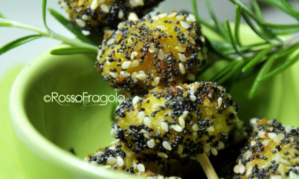 Sfizi di patatine novelle – ricetta finger food