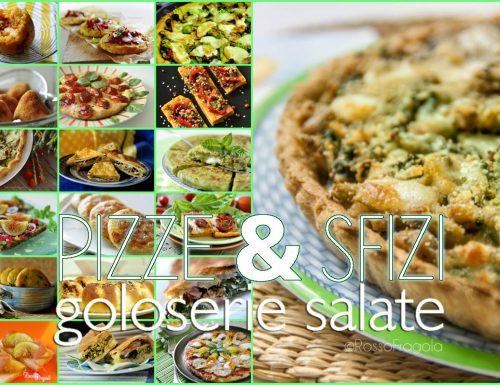 Pizze e Sfizi – Goloserie salate per buffet feste e picnic