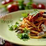 Spaghetti alle vongole - rice...