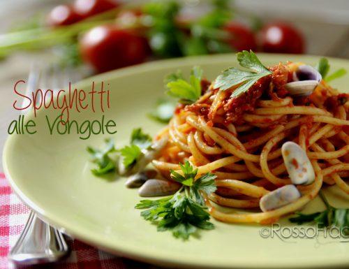 Spaghetti alle vongole – ricetta semplice e gustosa