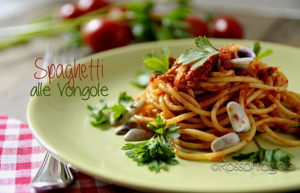 Spaghetti Alle Vongole Ricetta Gustosa