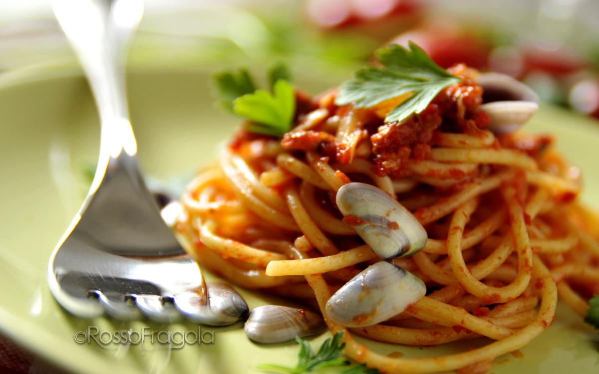 _spaghetti alle vongole