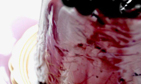 Semifreddo alle ciliegie – Cherry Parfait