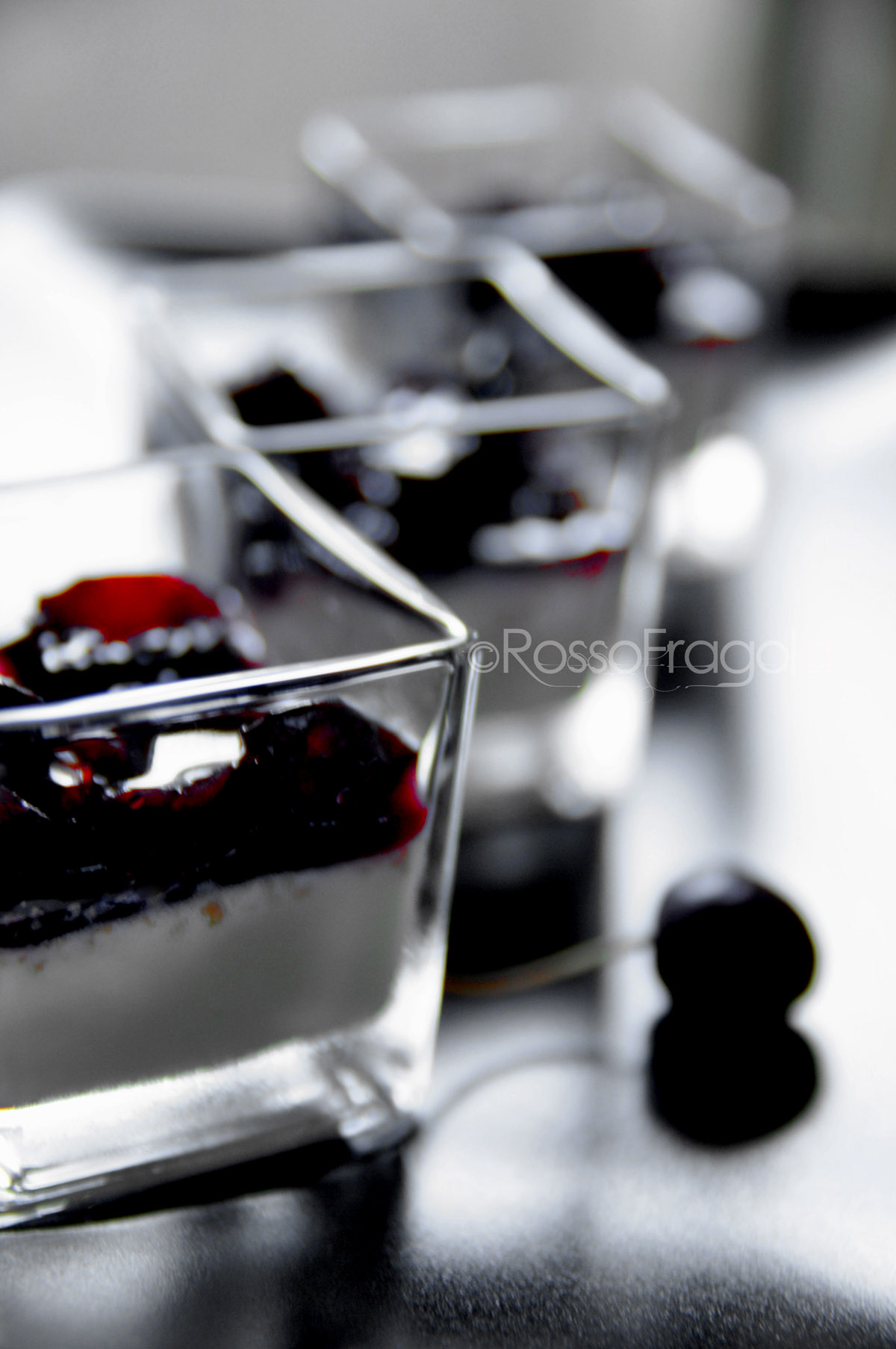 dessert alla vaniglia