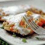Cotolette di pollo alle carote...