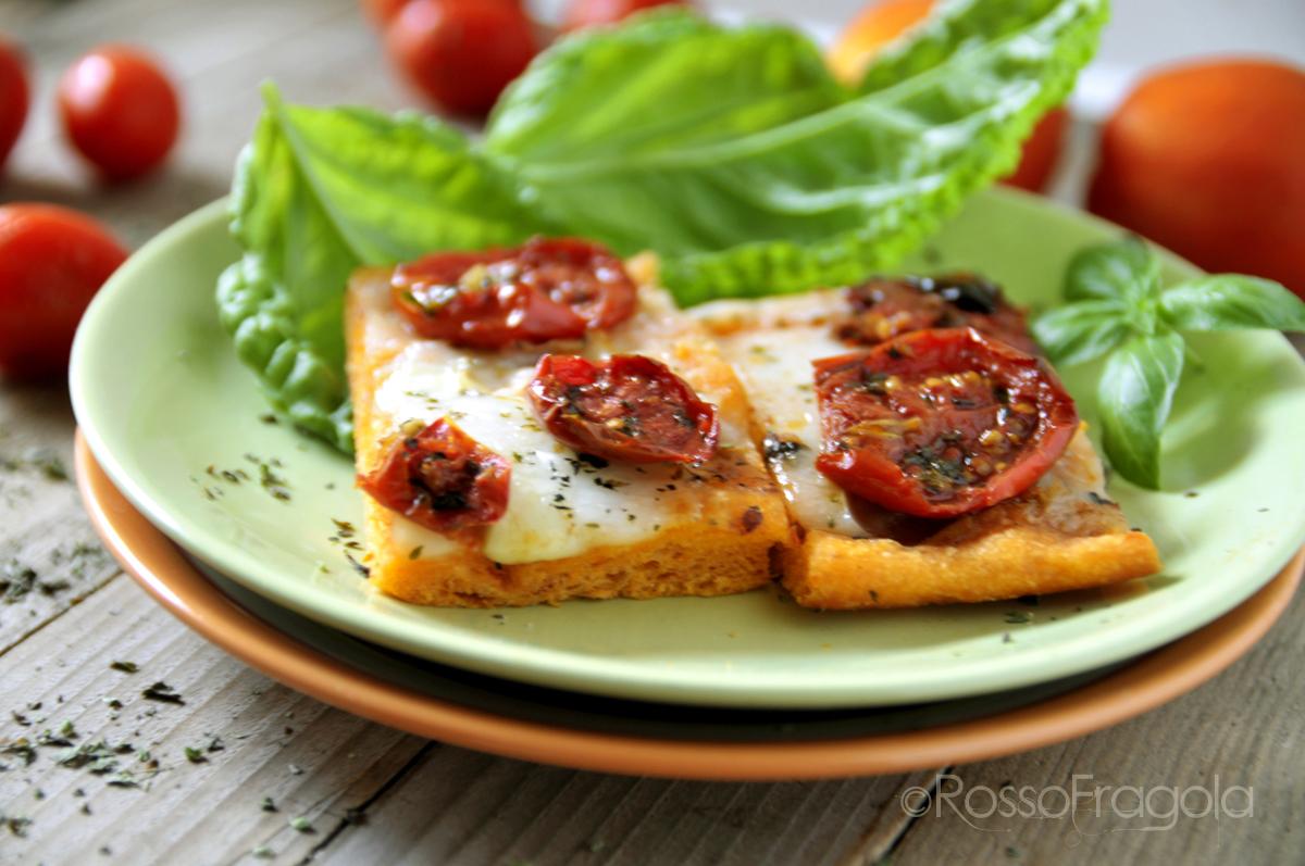 pizza rossa confit - ©RossoFragola