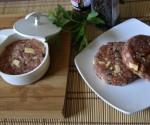 Hamburger al formaggio fatti in casa