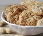 Biscotti alle arachidi – ricetta facile