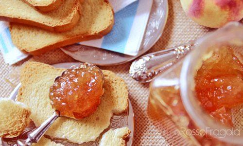 Confettura di pesche fatta in casa – ricetta facile