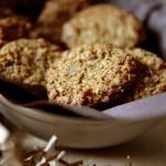 Cookies noisette - Biscotti al...