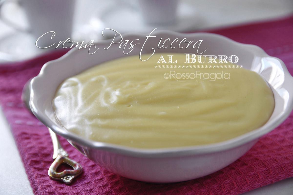 _Crema pasticcera al burro ©RossoFragola