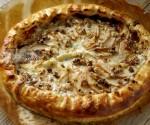 Quiche con gorgonzola pere e noci – ricetta sfiziosa
