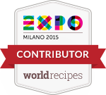 Le mie ricette su Worldrecipes Expo 2015