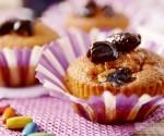 Muffin alle ciliegie sciroppate