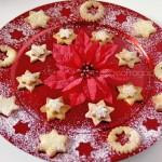 Stelle di Natale - Biscotti al...