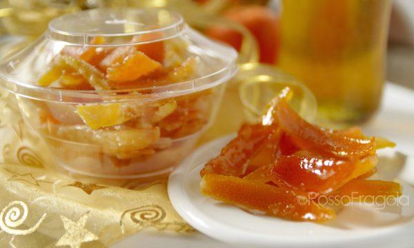 Canditi di agrumi fatti in casa – ricetta golosa
