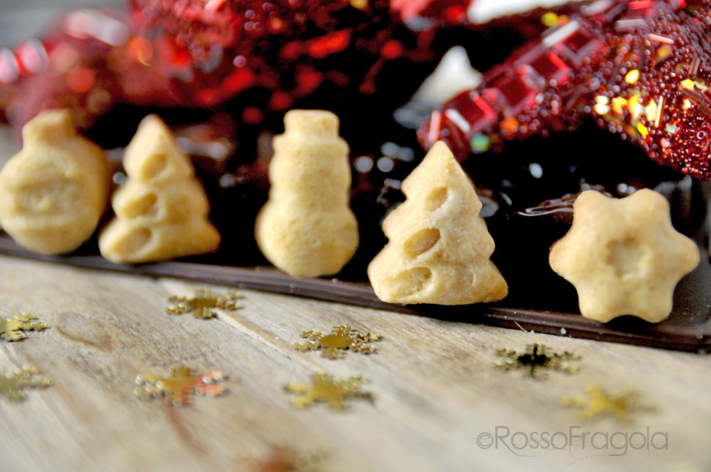 Biscottini salati natalizi