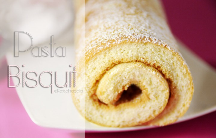 Pasta biscotto per rotolo – ricetta base