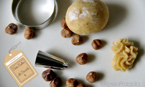 Pasta frolla alle nocciole – ricetta base