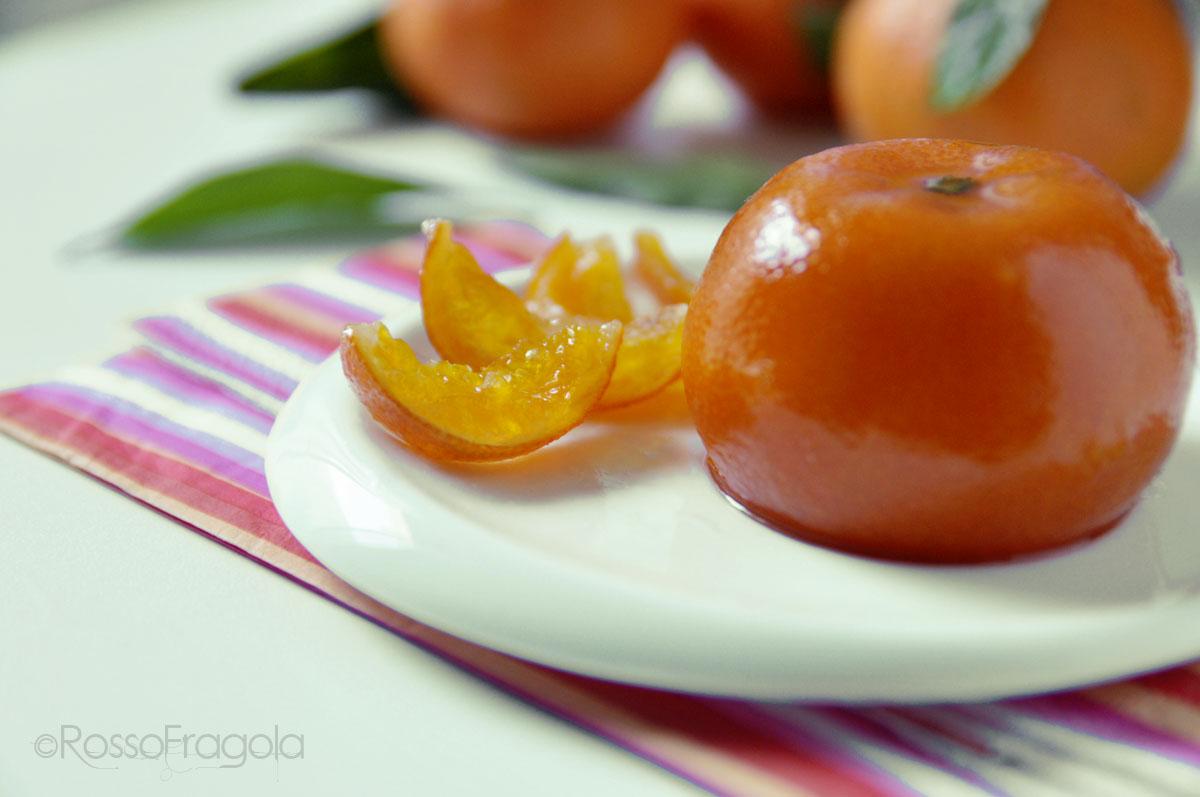 Clementine intere candite