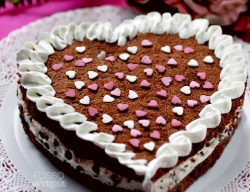 """""""Passione Golosa"""" – torta ciocco ricotta"""
