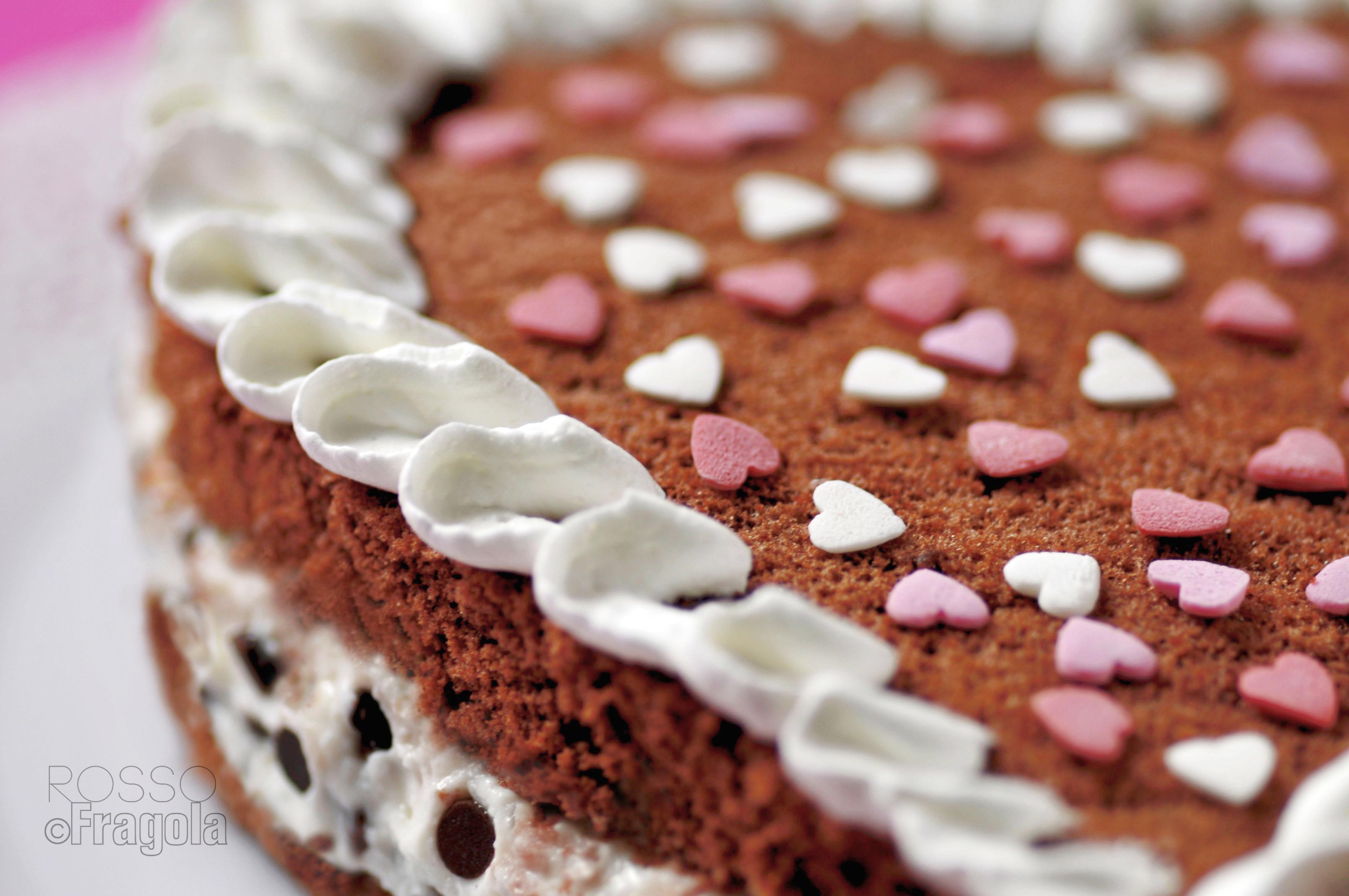 """""""Passione Golosa"""" - torta ciocco ricotta"""