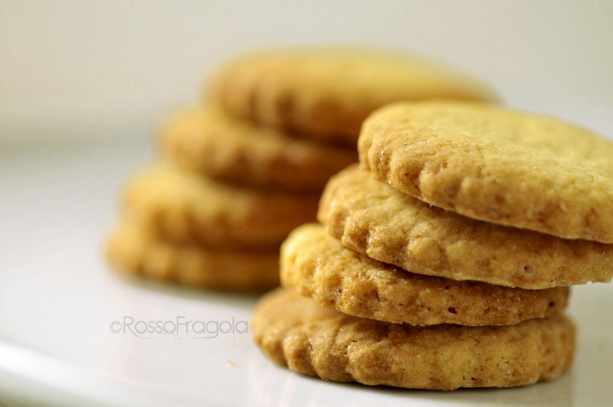 biscotti alla panna-