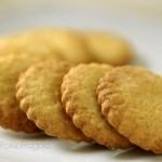 Biscotti alla panna friabili e...