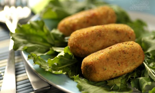 Crocchette di cavolfiore e patate agli aromi
