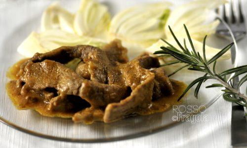 Straccetti di vitello al marsala – ricetta veloce
