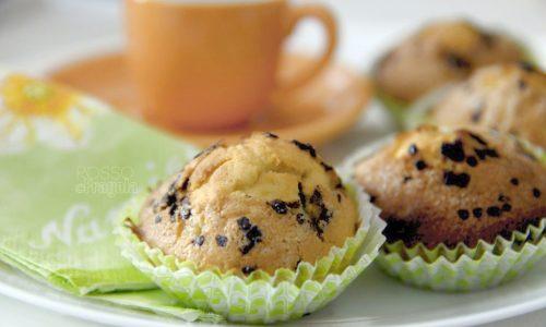 Muffin Choco Banana per una sana colazione