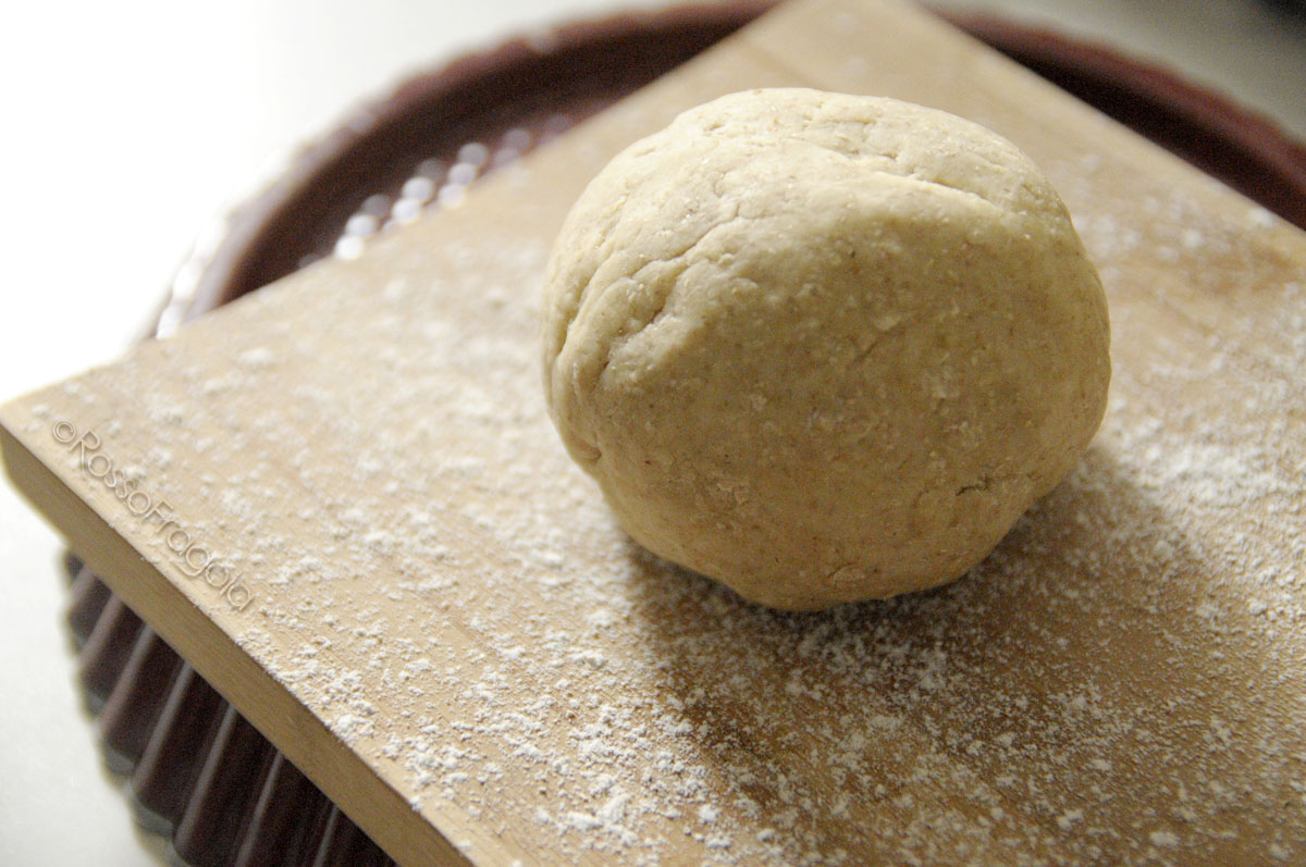 Pasta Frolla integrale per ricette salate