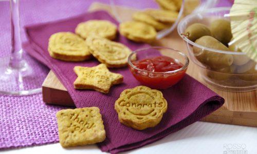 Salatini integrali alle spezie - ricetta sfiziosa