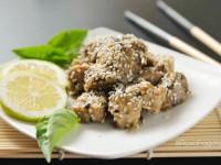 Pollo al sesamo e miele – cucina orientale