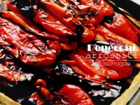 Peperoni arrostiti al forno – metodo facile e veloce