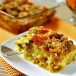 MOUSSAKA di zucchine - ricetta greca rivisitata
