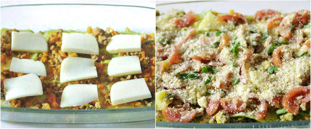Moussaka di zucchine
