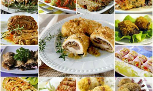 Involtini e Rotoli – Raccolta di ricette