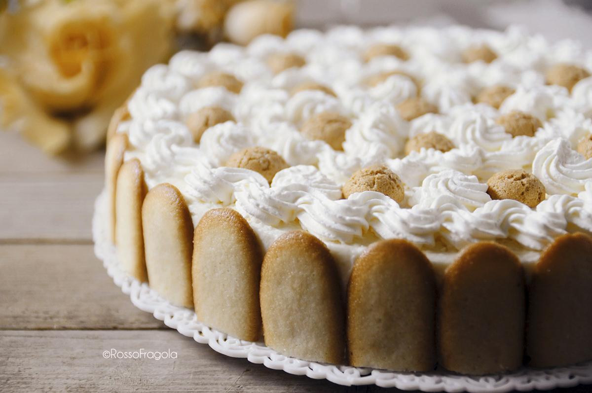 torta cocco e panna