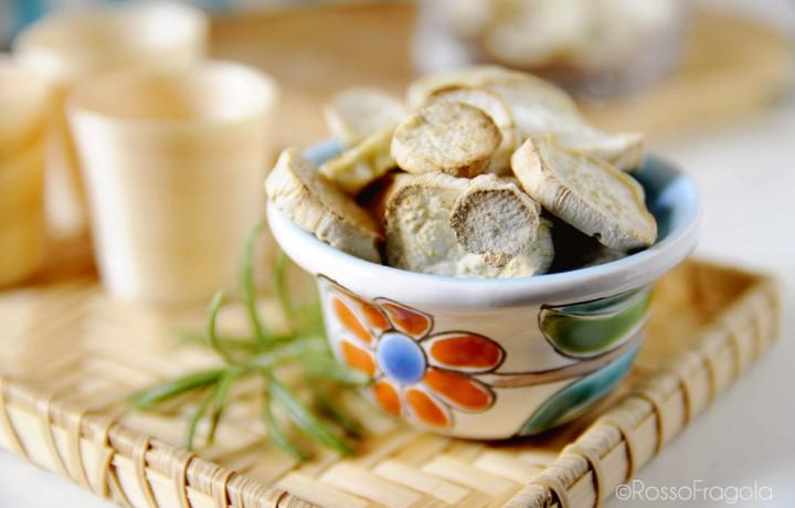 American potato chips – Chips di patate americane