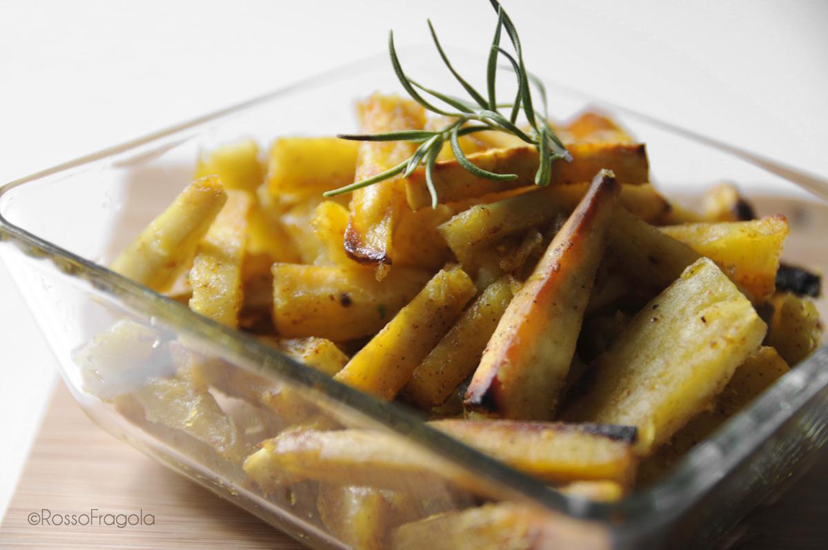 Patate americane alla pizzica che buone rosso fragola - Cucinare patate americane ...