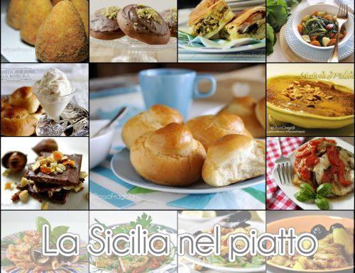 Ricette siciliane  –  La Sicilia nel piatto