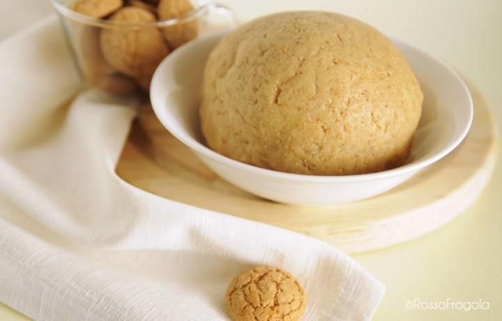 Pasta Frolla agli amaretti – ricetta base per biscotti e crostate