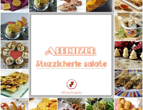Stuzzichini salati per aperitivi e buffet…semplici e sfiziosi!