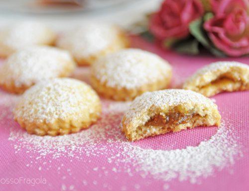 """""""Le Nuvolette"""" – Biscotti ripieni  con confettura di fichi"""