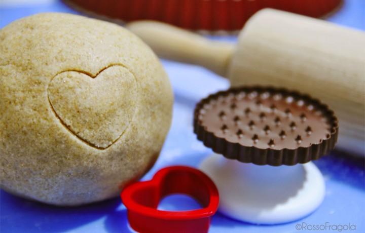 Pasta frolla al farro integrale – ricetta base