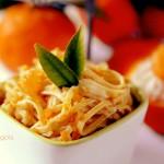 Tagliolini al mandarino di Sic...