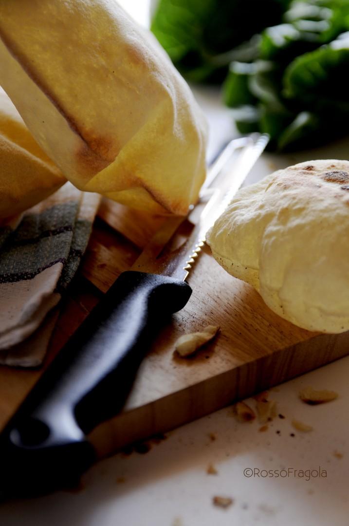 Pane Palloncino con lievito naturale