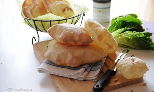 Pane Palloncino con lievito naturale e senza grassi aggiunti