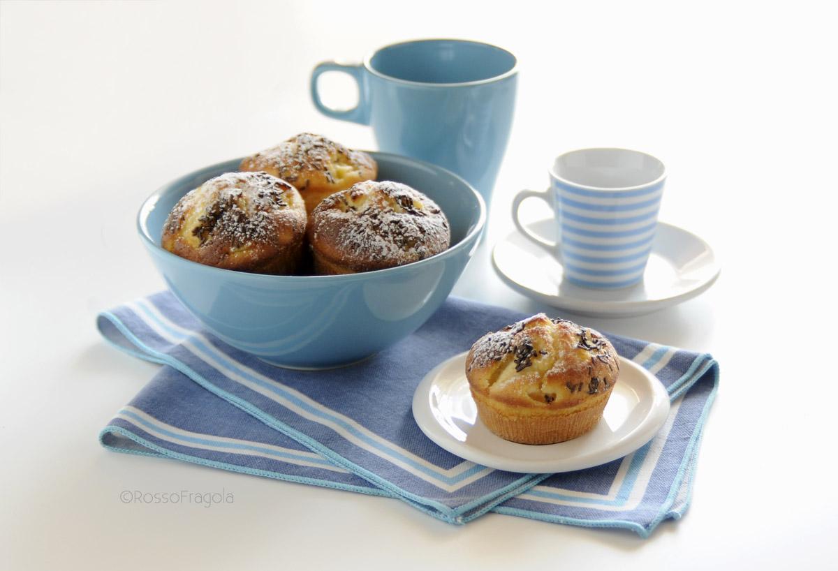 ricetta per i Muffin alle mele e yogurt